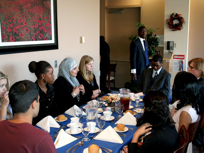 business lunch etiquette Rules of etiquette for a business lunch - whether you're going to a business lunch with your peers, recruiters, clients or partners, you need to make sure you behave appropriately yet many don't know proper dining etiquette in business hotels in dubai.