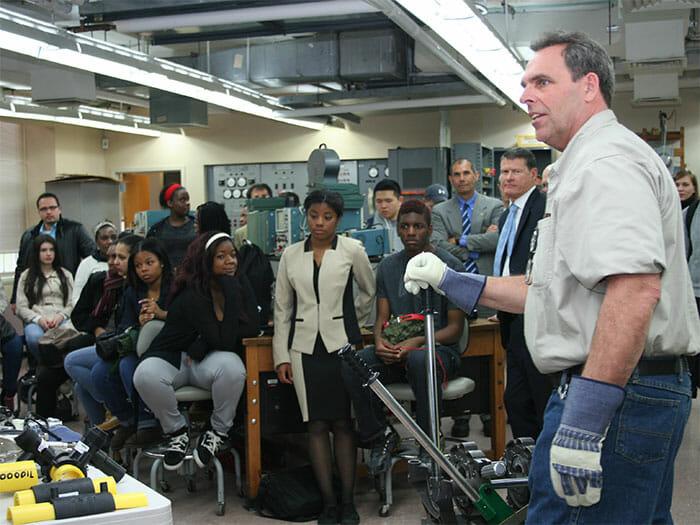 Staten Island Technical High School Tour