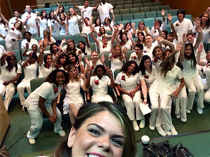 Nursing Pinning Ceremony honors 61 – CUNY Newswire