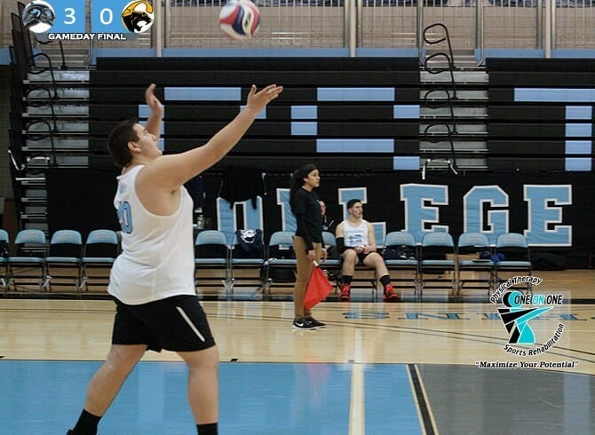 MEN'S VOLLEYBALL TAKES LOP-SIDED WIN OVER MEC | CSI Today