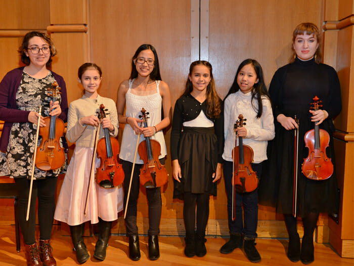 Strings Competition Debuts at CSI – CUNY Newswire