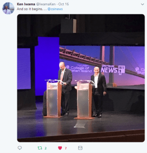 debate tweet