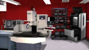 The new CSI Maker Space & Innovation Suite will feature state-of-the-art equipment, including 3D printers.