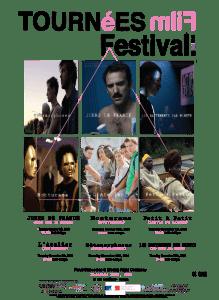 Tournees Film Festival poster