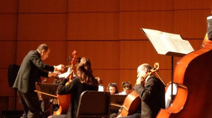 "Staten Island Philharmonic Joins CSI Orchestra for an ""African"