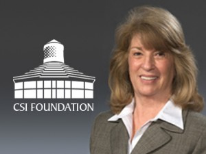 Dr. Christine D. Cea '88 is the new CSI Foundation Board President.